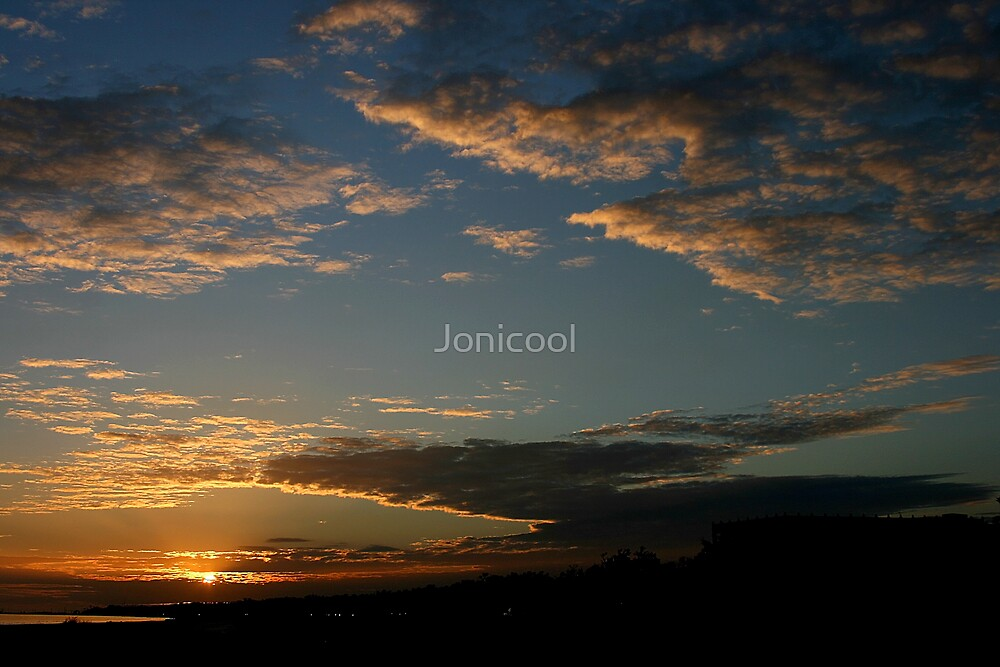 End of Day by Jonicool