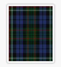 MacRae #2 Clan/Family Tartan  Sticker