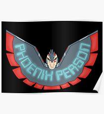 Phoenix Person Poster