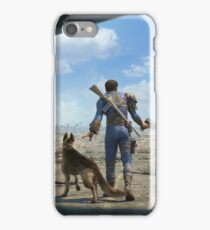 Fallout 4 - New Adventure iPhone Case/Skin
