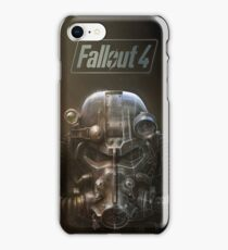 Fallout 4 - Powersuit iPhone Case/Skin