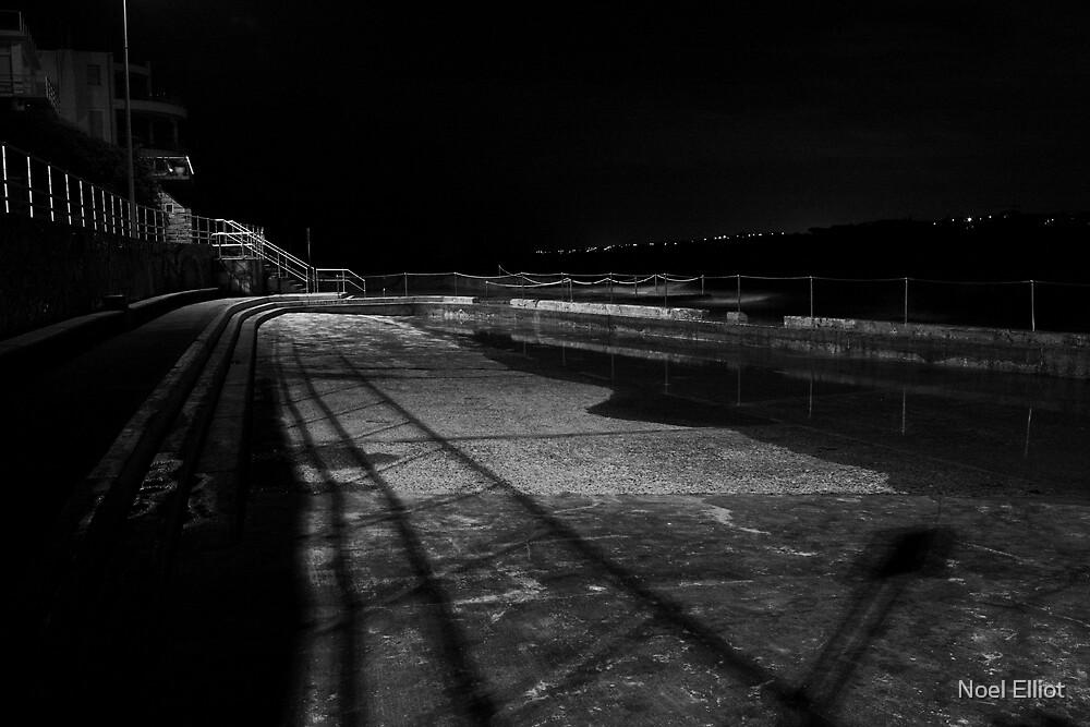 Bondi Beach Pool #3 by Noel Elliot