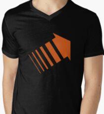 Legion Orange Arrow David Haller Mens V-Neck T-Shirt