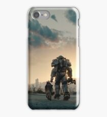 Fallout 4 - Welcome Home iPhone Case/Skin