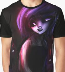 Night Mime Graphic T-Shirt