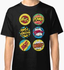 Exploding Names Classic T-Shirt