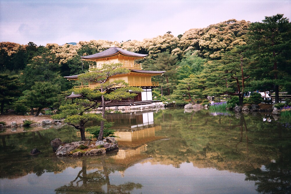 JAPANESE GOLDEN PALACE by LIZBO