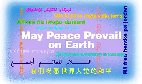 World Prayer For Peace.. by Pagly2