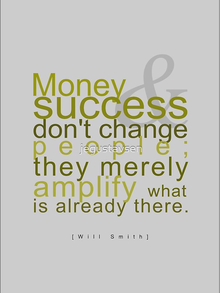 Money&Success by jegustavsen