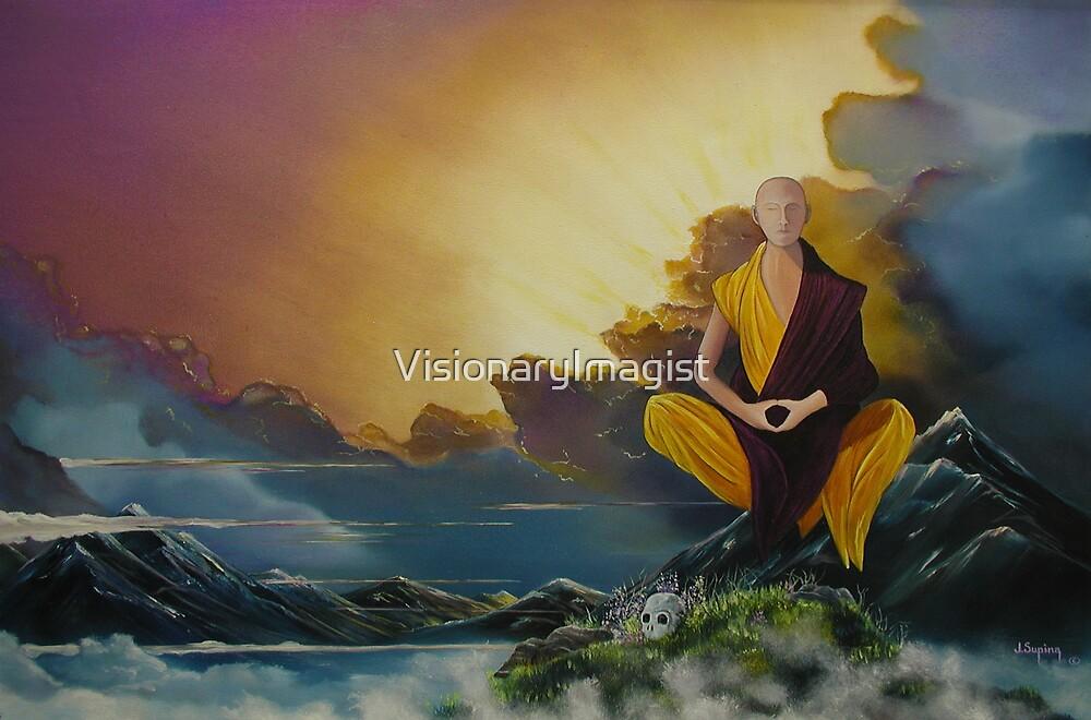 SOUGHT THROUGH PRAYER & MEDITATION by VisionaryImagist