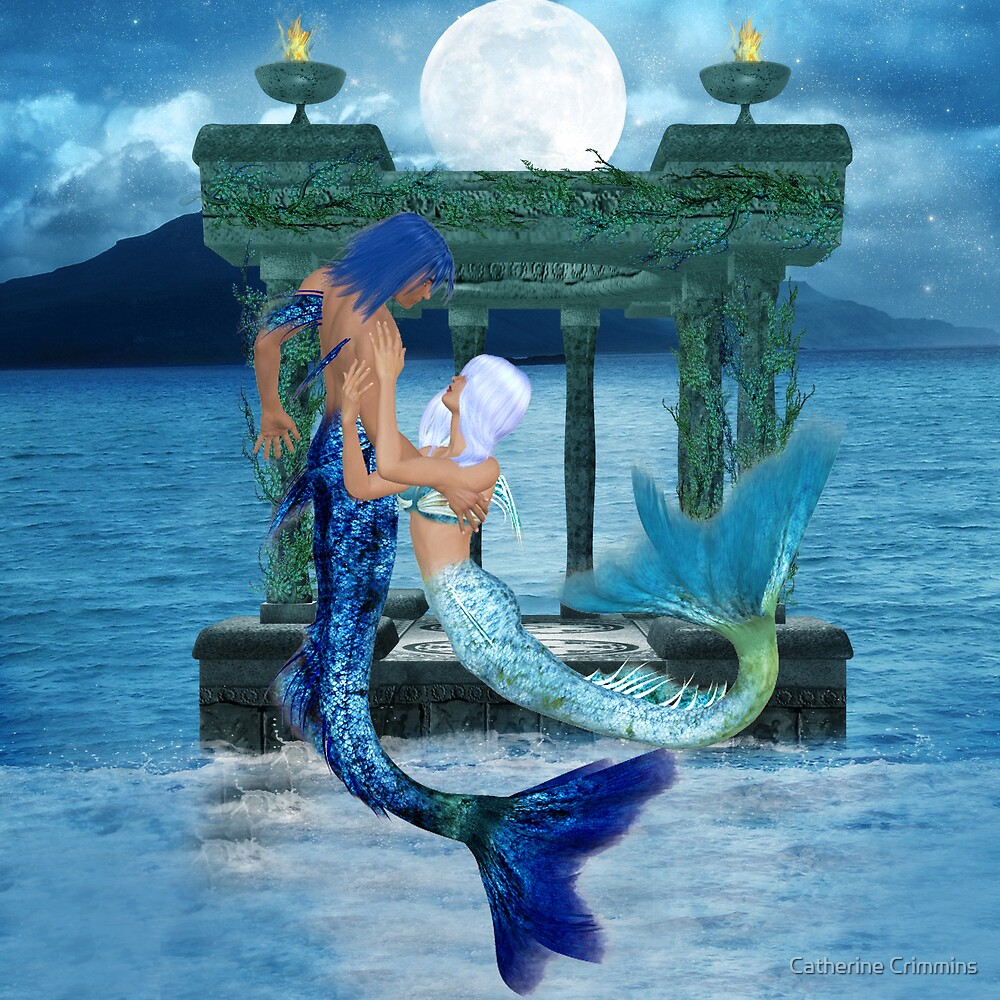 True Love of the Sea by Catherine Crimmins