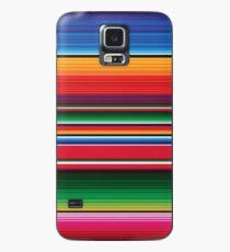 Funda/vinilo para Samsung Galaxy Serape estampado
