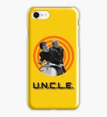 U.N.C.L.E. iPhone Case/Skin