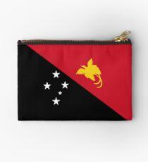 Papua New Guinea ~ PNG Emblem Flag Studio Pouch