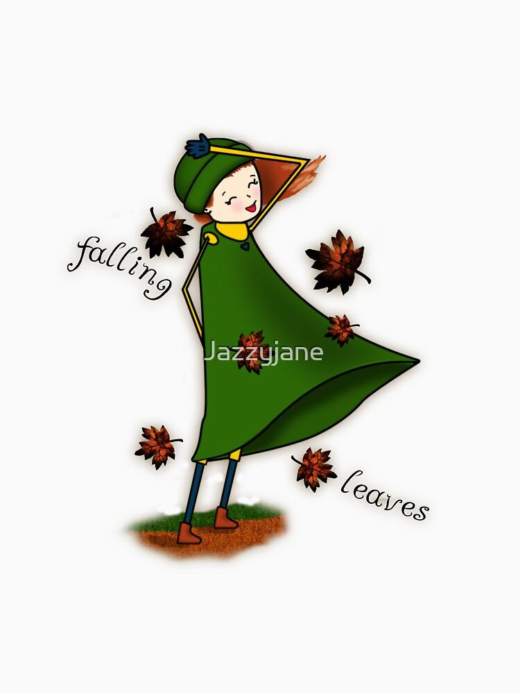Falling leaves by Jazzyjane