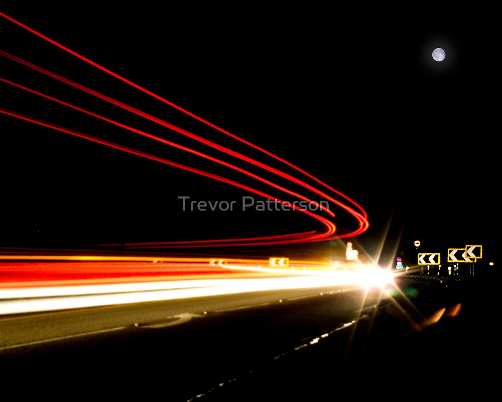 Night Crawler by Trevor Patterson