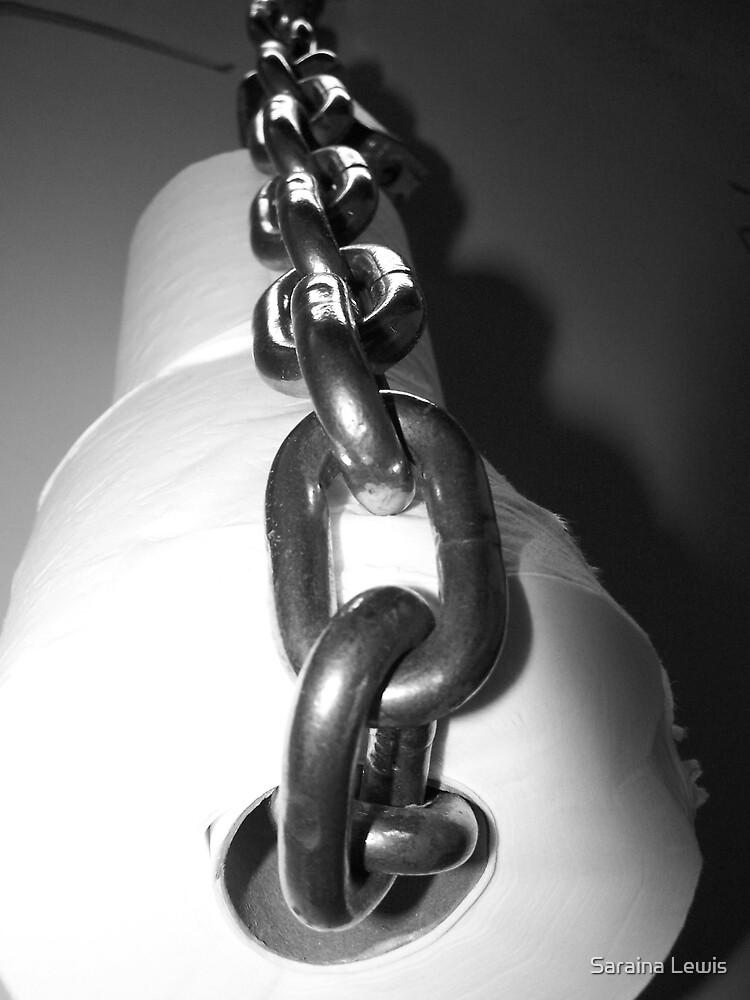 lock down by Saraina Williams