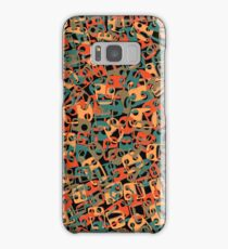 Chained faces 2 Samsung Galaxy Case/Skin