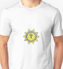 Solar Plexus Chakra T-Shirt