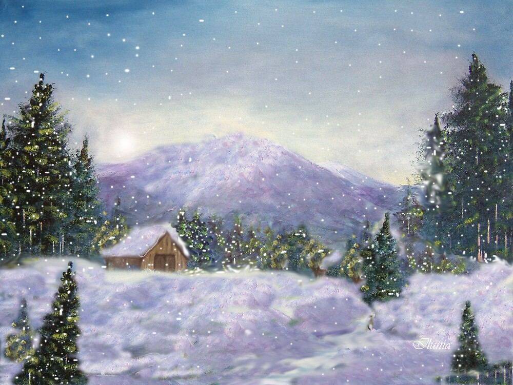 Silent Night by Ilunia Felczer