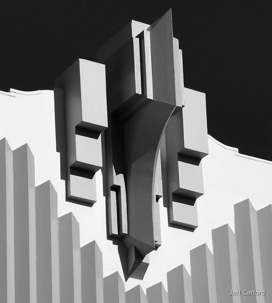 Ziggurat by Jeff Catford