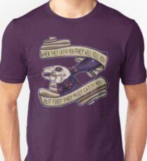 Rabbit death Unisex T-Shirt