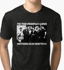 The Sopranos Family Tri-blend T-Shirt