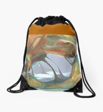 In Surreal scapes Drawstring Bag