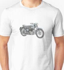 1951 Triumph Thunderbird Motorcycle Unisex T-Shirt