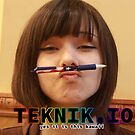 Kawaii Teknik by Teknikio