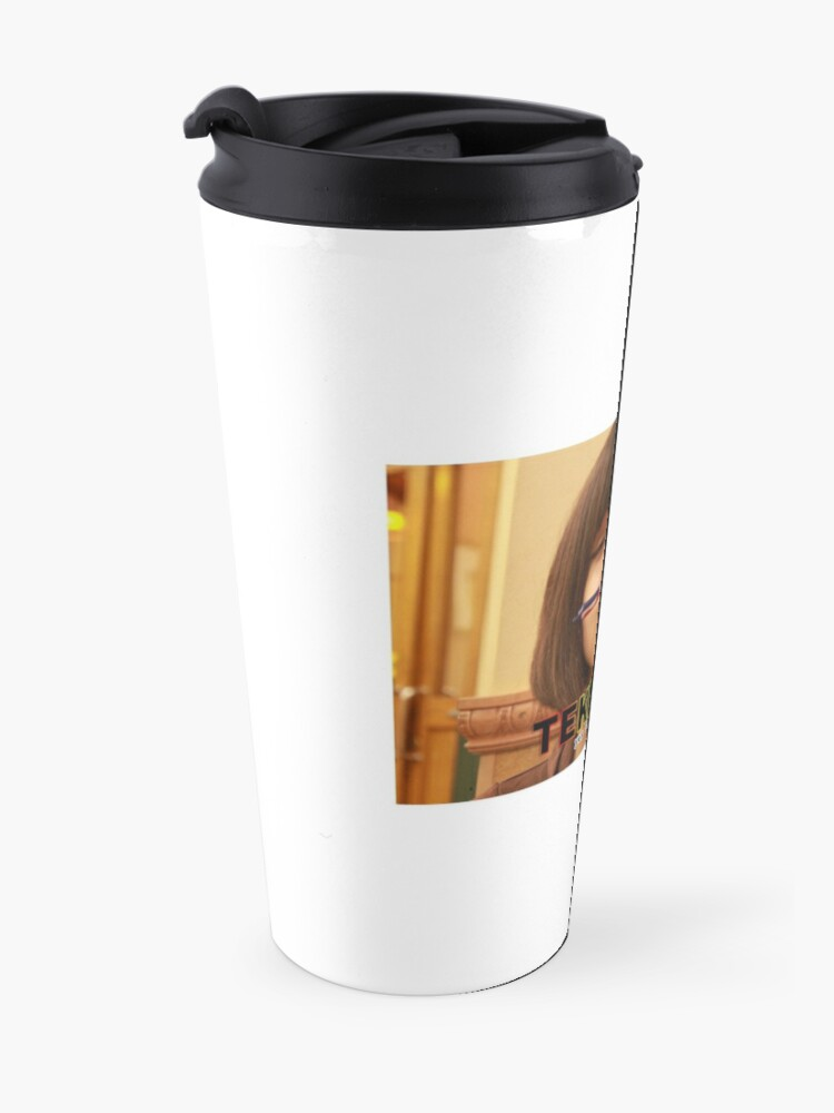 Alternate view of Kawaii Teknik Travel Mug