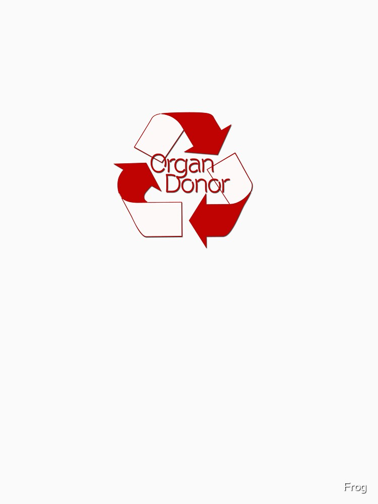 Organ Donor by Frog