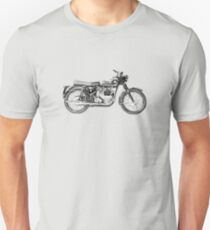 1961 BSA Super Rocket Motorcycle T-Shirt