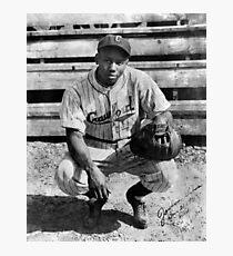 Josh Gibson - Baseball Great Photographic Print