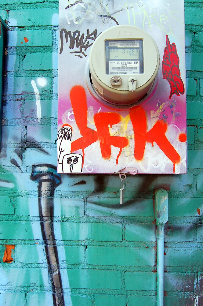 METER MAID by unsigneddesign