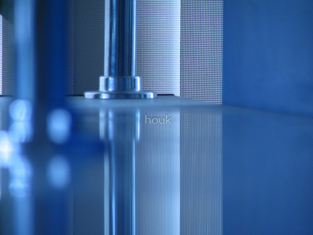 Blue image by houk