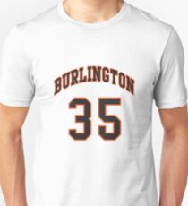 Tony Romo 35 Burlington High School Basketball Unisex T-Shirt