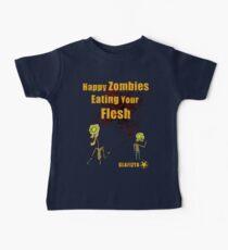 Happy Zombies Baby Tee