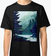 Canadian Mountain Classic T-Shirt