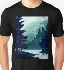 Canadian Mountain T-Shirt