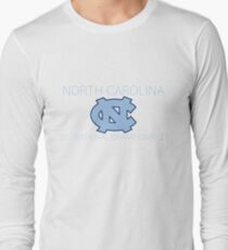 North Carolina National Champions Long Sleeve T-Shirt