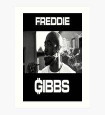 Freddie Gibbs Art Print