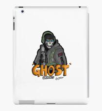 Ghost 'Simon Riley' iPad Case/Skin
