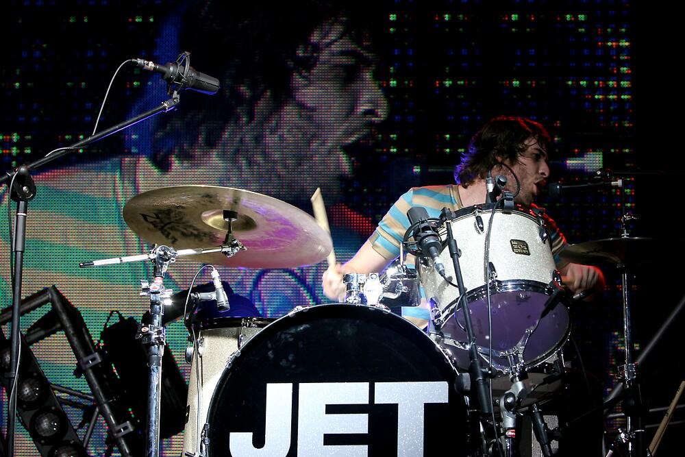 JET - September, 2007 by David Collopy