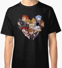 Trio Heart Classic T-Shirt