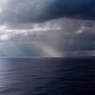 Storm Clouds over the South Pacific Ocean by Mark Richards