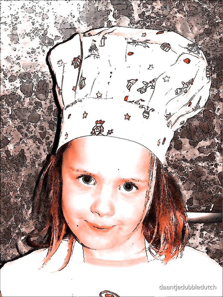 little cook by daantjedubbledutch