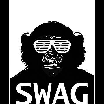 Swag kong by opawcreate