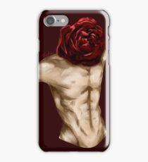 Red Head iPhone Case/Skin
