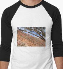 Flinders contrasts, SA Men's Baseball ¾ T-Shirt